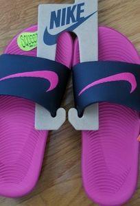 NWT NIKE Kawa Slide Flip Flops